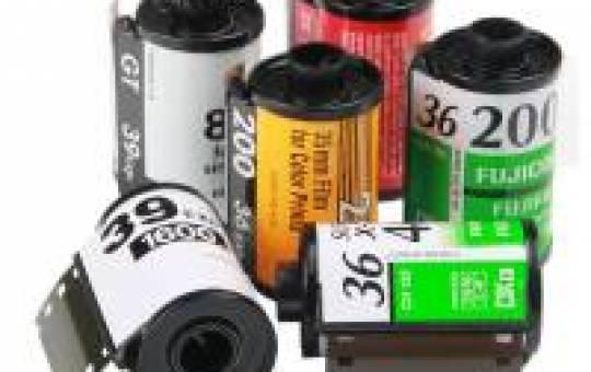 35mm C41/B&W/E6 & APS Film