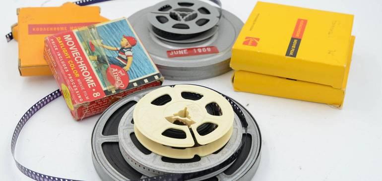 Movie Film Processing & DVD Transfer