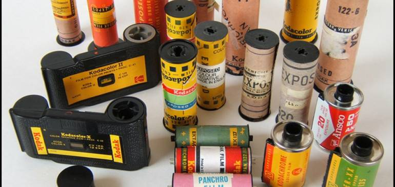 Other Old Film Processing